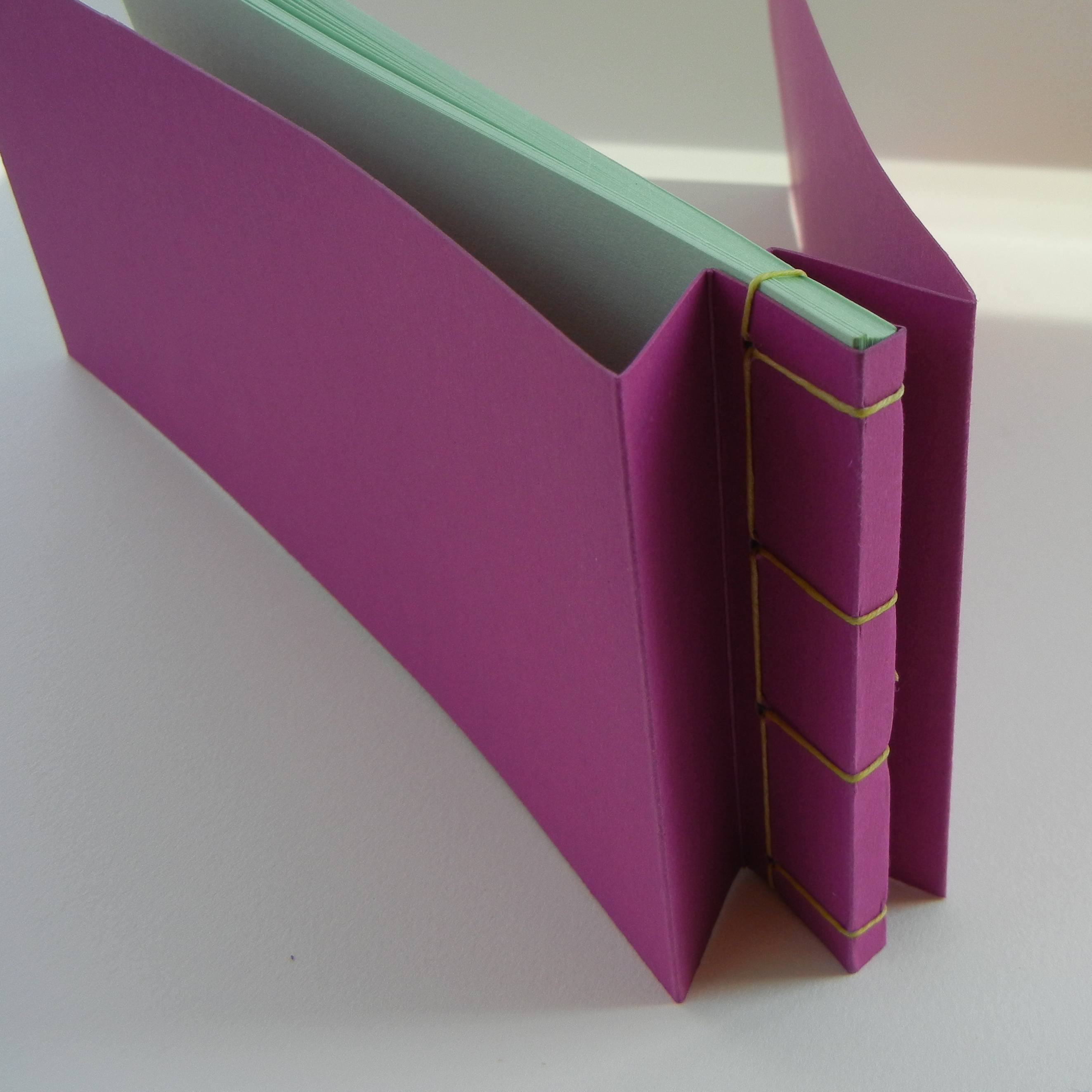 DIY Bookbinding- What We're Up To!